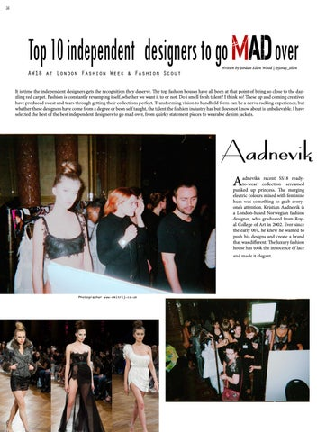 Page 34 of Top 10 Independent Designers To Go Mad Over