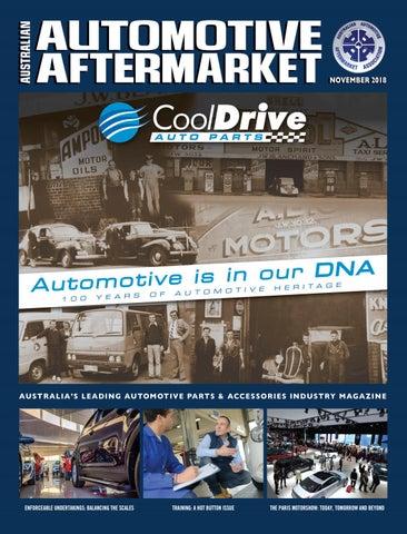 ac7659595 Australian Automotive Aftermarket eMagazine - November 2018 by ...