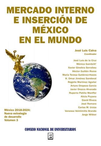 dd3fb90a5 MERCADO INTERNO E INSERCIÓN DE MÉXICO EN EL MUNDO José Luis Calva  Coordinador