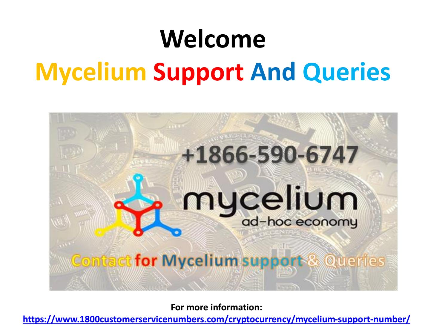 can you transfer any cryptocurrency to mycelium