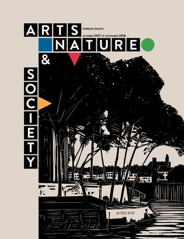 Catalog 2018 Arts and Nature – Foreign Rights by Actes Sud - issuu 49e2596d7cb4