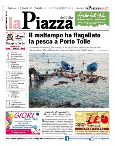 La Piazza del Delta nov2018 n139 by LaPiazza give emotions