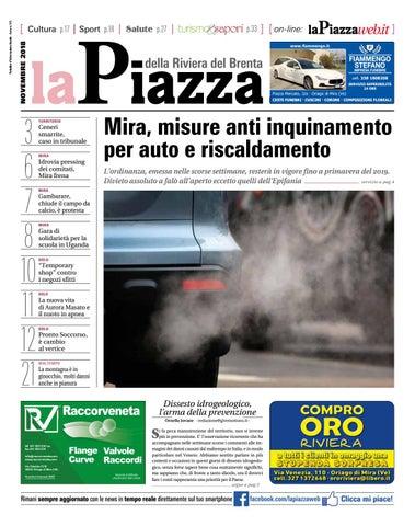 La Piazza Della Riviera Del Brenta Nov2018 N145 By Lapiazza Give