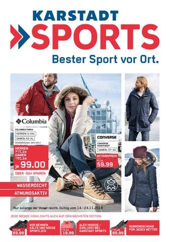 Karstadt KW46 Prospekt Sports Sports by Karstadt issuu 8nwk0ONPX