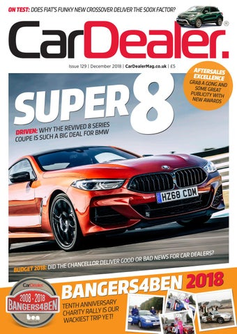Car Dealer Magazine Issue 129 By Blackball Media Issuu
