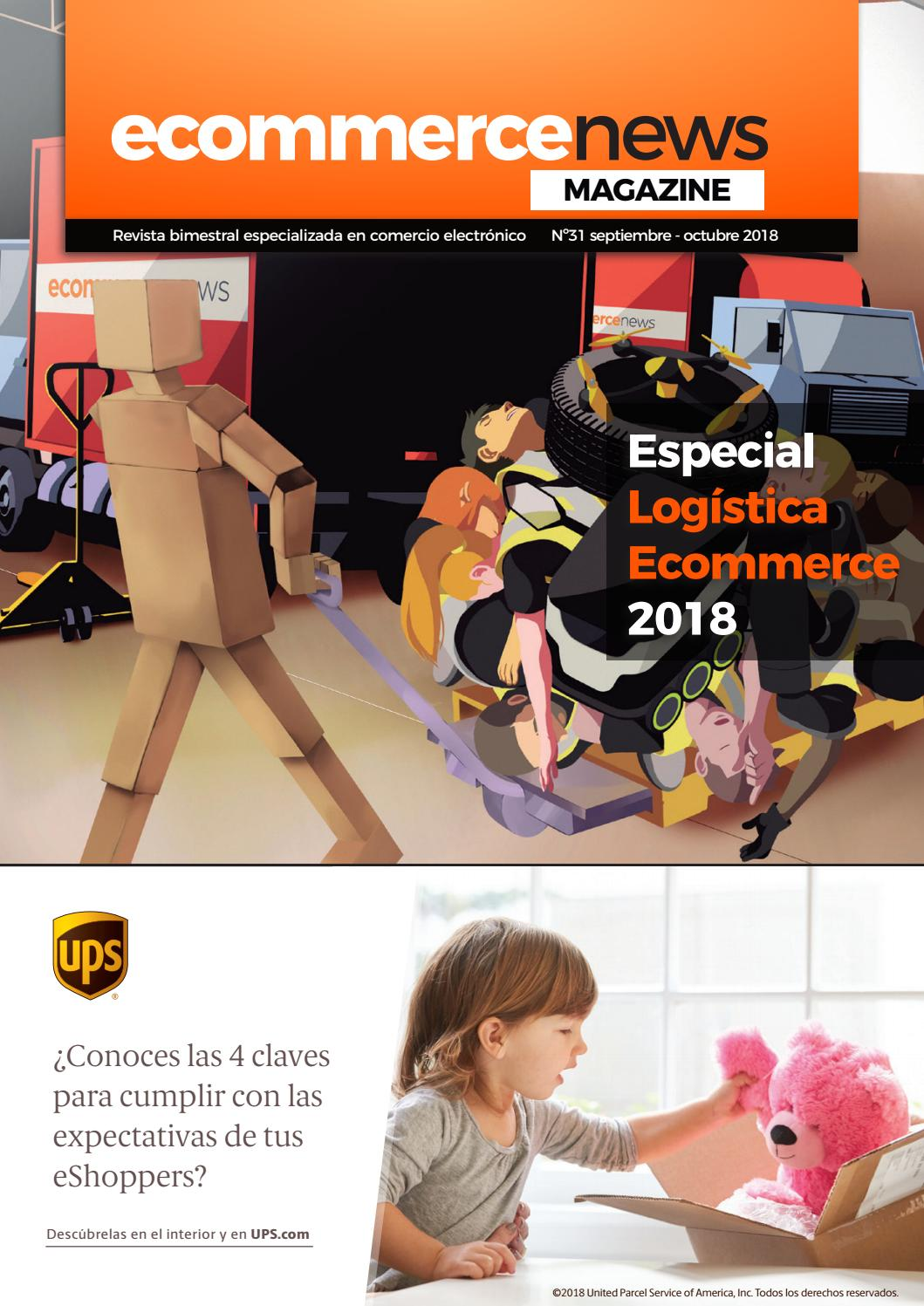 811c332ccc2fe EcN Magazine N31 Septiembre-Octubre 2018 by Ecommerce News - issuu