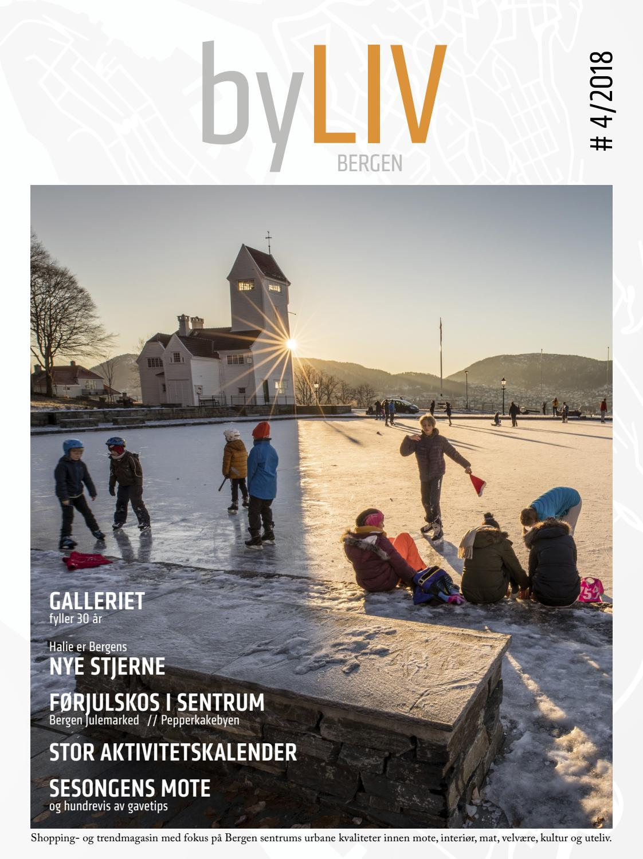 0c18a286b byLIV Bergen #4/2018 by Bergen Sentrum - issuu