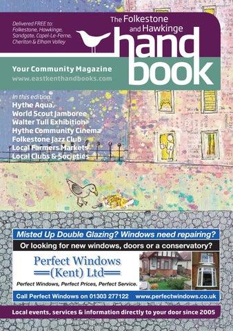 The Folkestone and Hawkinge Handbook by East Kent Handbooks