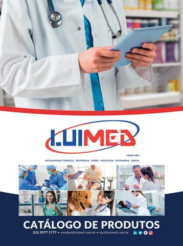 5a81cc105 Catálogo Luimed by Newbasca - issuu
