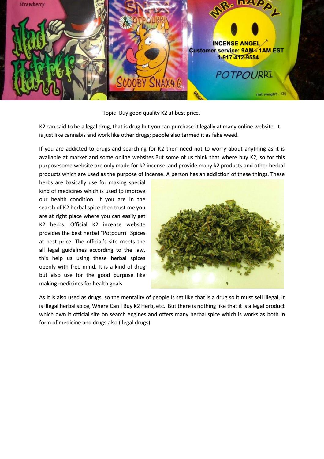 Cheap herbal incense by incenseangel - issuu