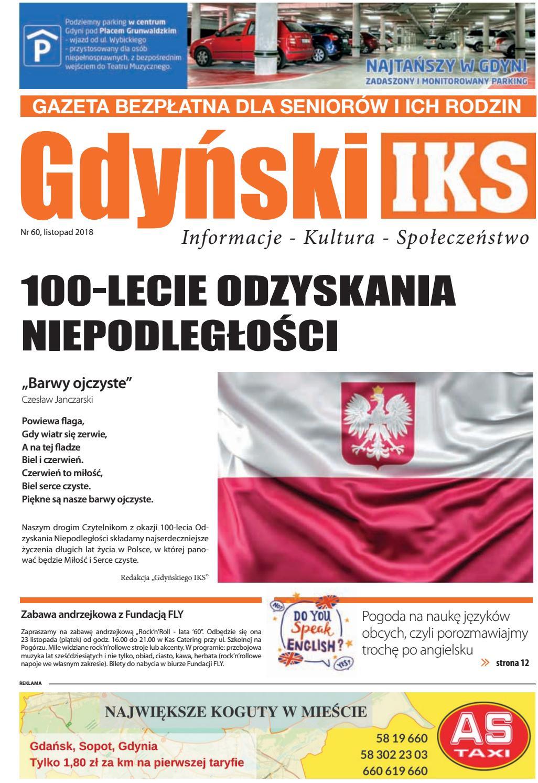 2018 11 Gdynski Iks Nr 60 By Fundacja Fly Issuu