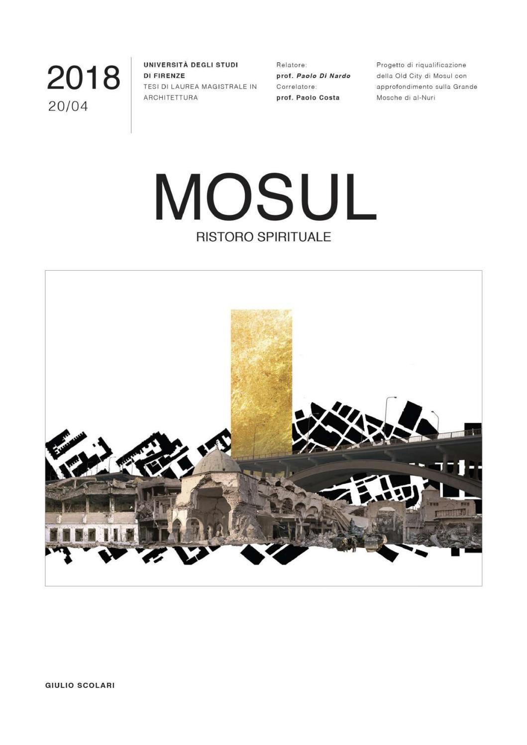 Mosul Ristoro Spirituale By Giulio Scolari Issuu