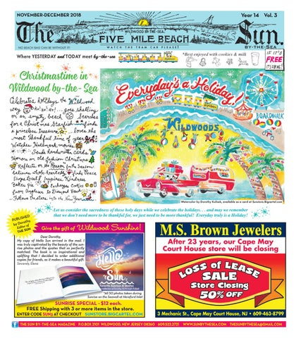 4ef79bf17543a Everyday s a Holiday in Wildwood by-the-Sea by The Sun by-the-sea ...