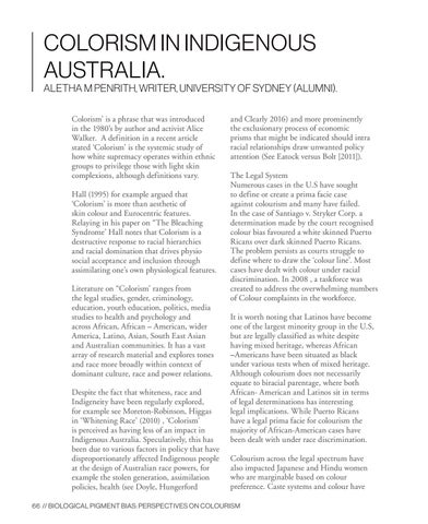 Page 66 of Colorism in Indigenous Australia