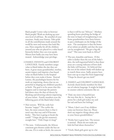 Page 89 of Dark Skin Pain, Light Skin Privilege