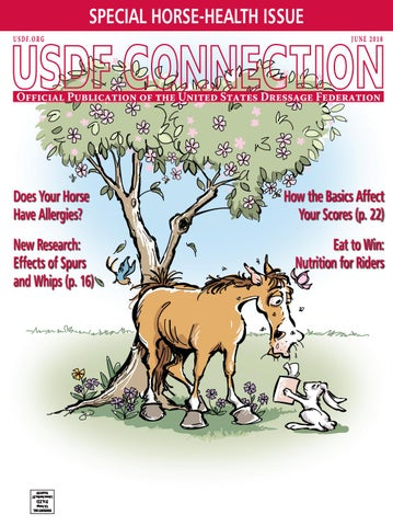 June 2018 USDF Connection by USDF Publications - issuu