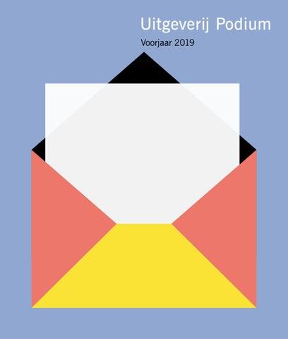 Catalogus Voorjaar 2019 By Uitgeverij Podium Issuu