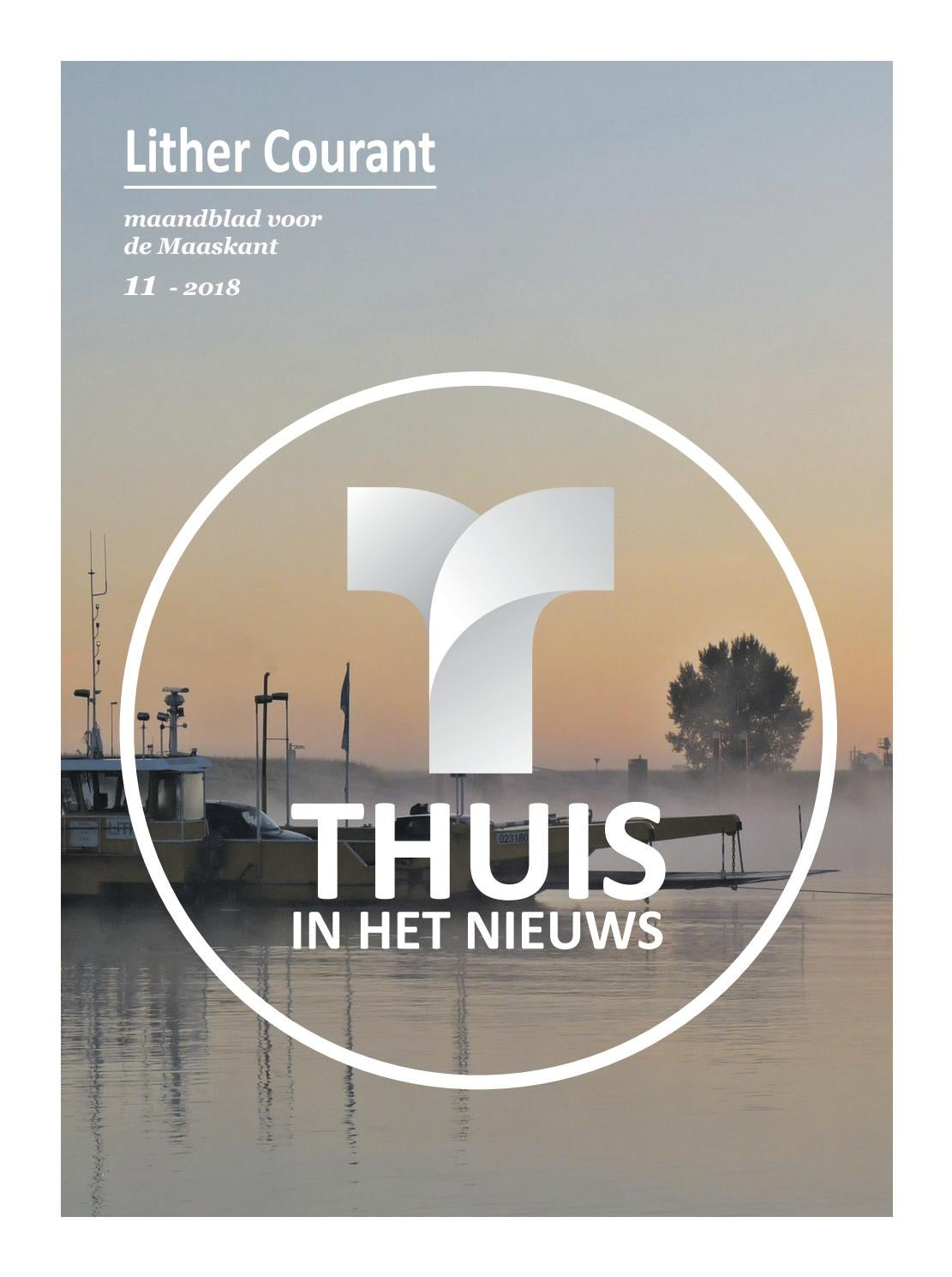 Lither Courant 1811 13 11 2018 By Thuisinhetnieuws Issuu