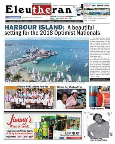 Theeleutherannewspaper sept2017 by The Eleutheran - issuu