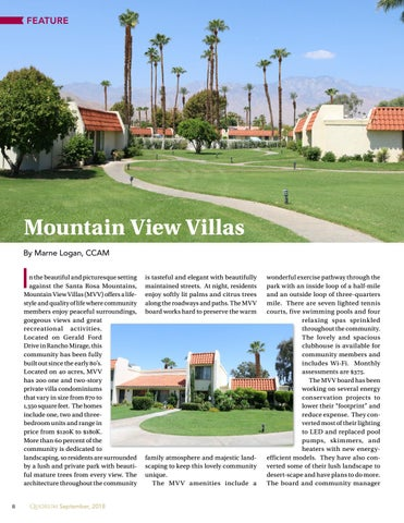 Page 8 of Mountain View Villas by Marne Logan, CCAM