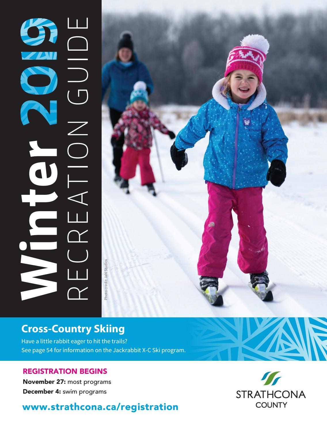 37a23760950 Strathcona County Winter 2019 Recreation Guide by Strathcona County - issuu