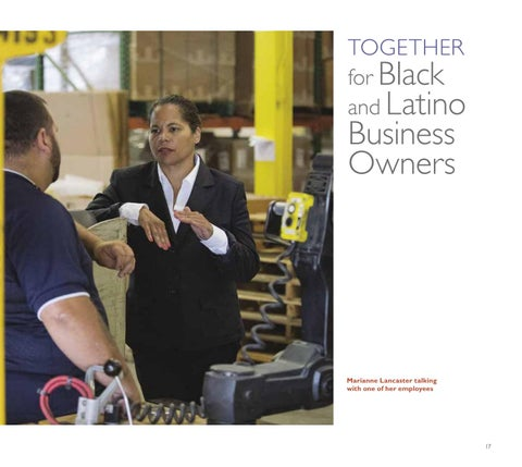 Page 19 of Together for Black and Latino Business Owners