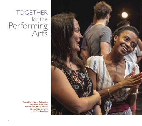 Page 8 of Together for the Performing Arts