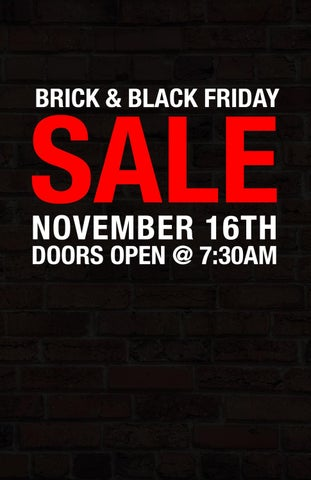Brick and Black Sale by IMT Computer Store - issuu