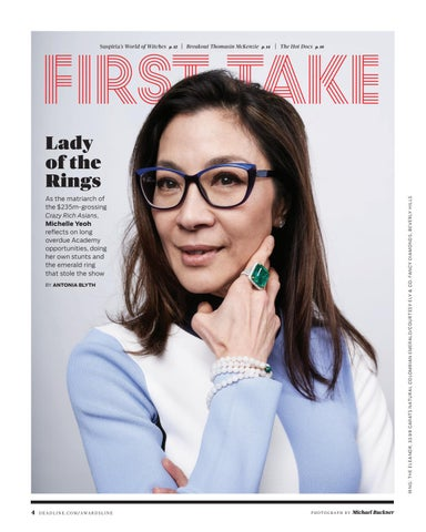 Page 6 of Lady of the Rings - Michelle Yeoh