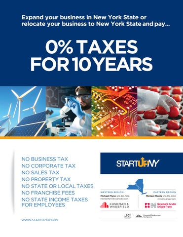 StartUp NY Brochure by Administrator - issuu