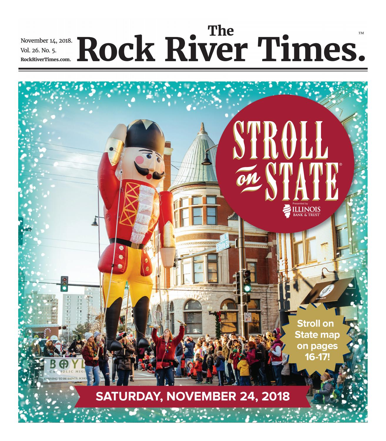 The Rock River Times – November 14, 2018 by Rock River Times
