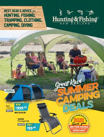 ded9538d1a733 Hunting & Fishing New Zealand Camping Flyer 2018 V2