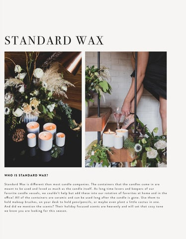 Page 23 of Standard Wax