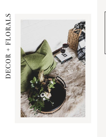 Page 24 of Decor + Florals