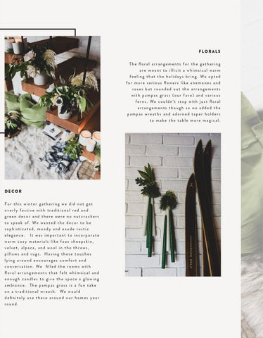 Page 25 of Decor + Florals