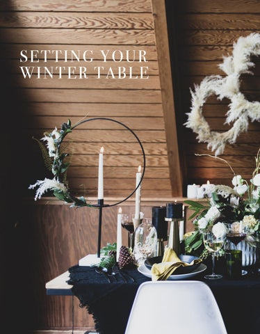 Page 28 of Setting Your Winter Table