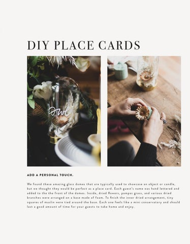Page 34 of DIY Place Cards