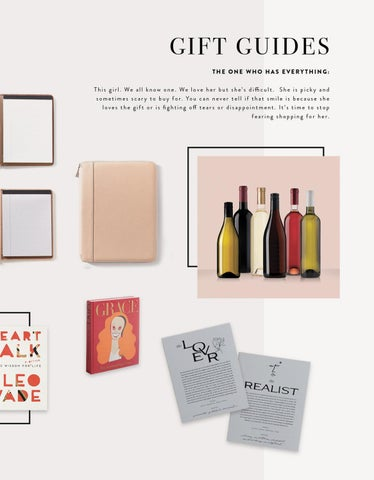 Page 45 of Gift Guide: The One Who Has Everything