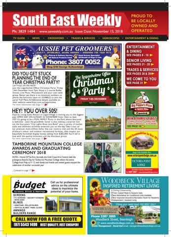 f446bde75064c South East Weekly Magazine - November 15 by South East Weekly ...