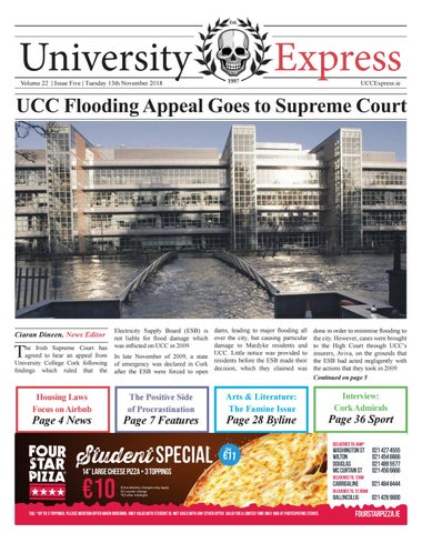 665dfd85ca University Express Vol. 22 Issue 5 by University Express - issuu