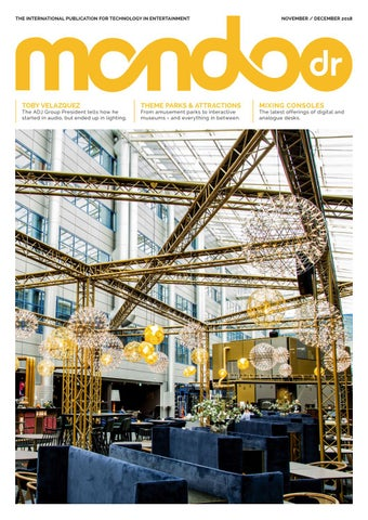 mondo*dr 29.1 by Mondiale Media - issuu on