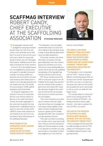 Page 14 of Scaffolding Association Interview