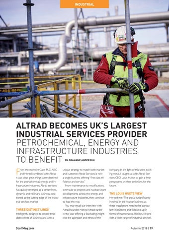 Page 19 of ALTRAD Becomes UK's Largest Industrial Services Provider