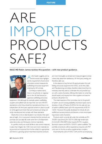 Page 42 of Are Imported Products Safe?