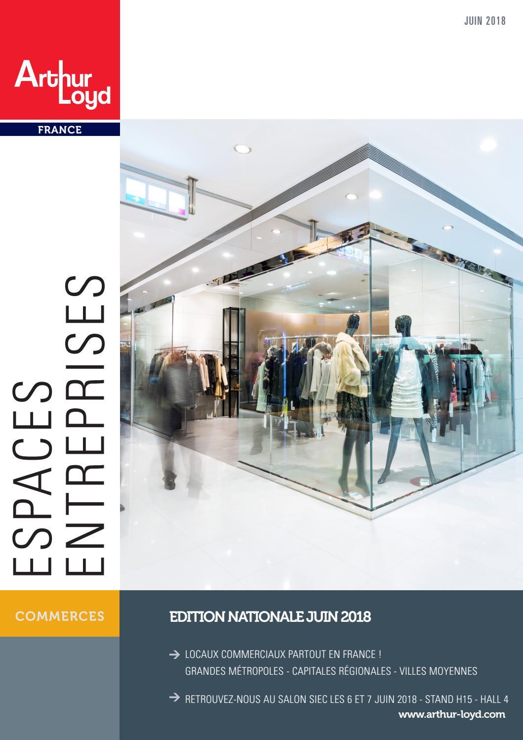 Envia Cuisine Fleury Les Aubrais espaces entreprises commerces juin 18arthur loyd limoges