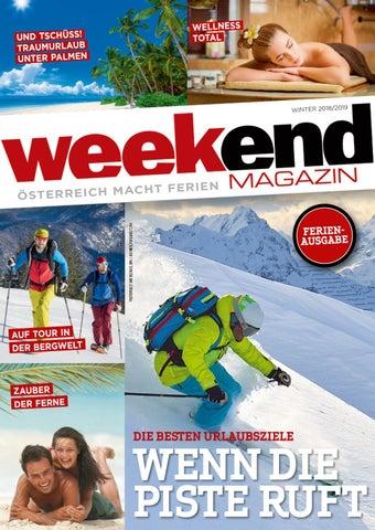 Weekend Magazin Vorarlberg 2018 Kw 45 Ferien In österreich