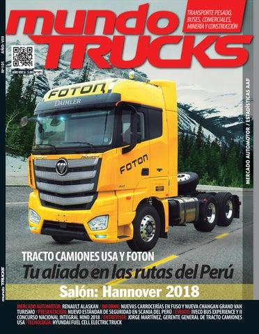 ea64c2a25 Revista Mundo Trucks N° 101 by MundoTuerca - issuu
