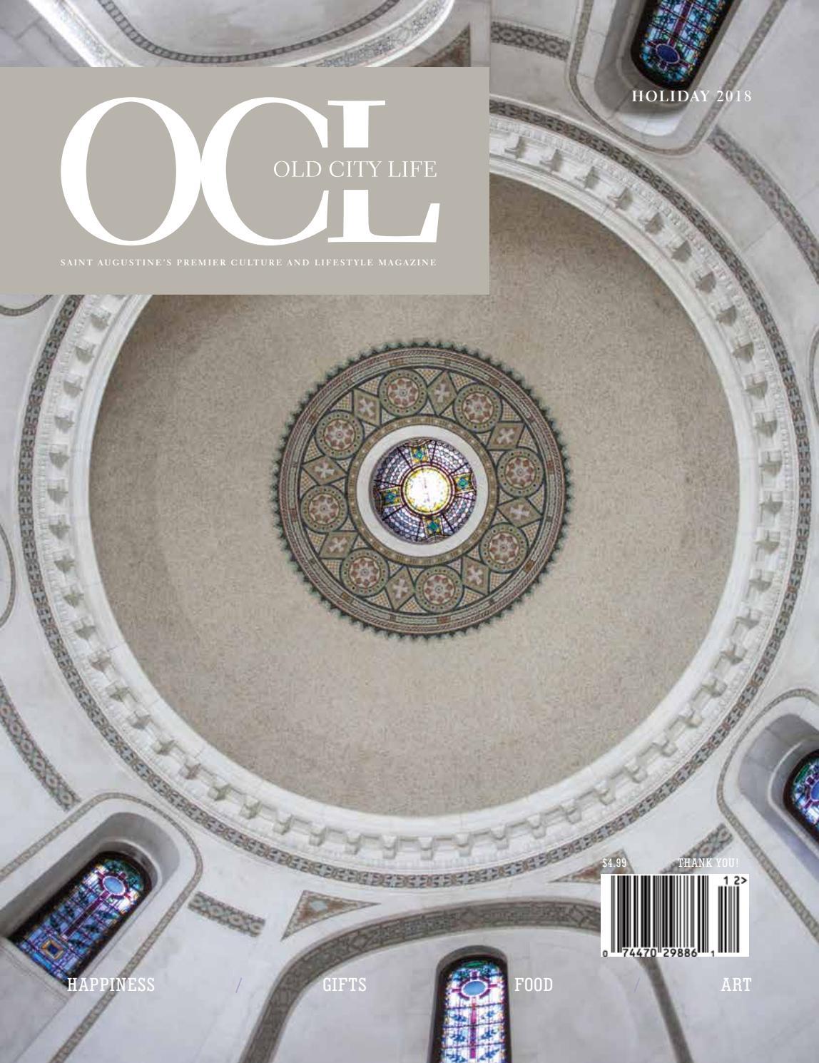 Ocl Magazine Holiday 2018 Issue By Castaway Publishing Inc Issuu Tas Ransel Grand Polo T011 Gray