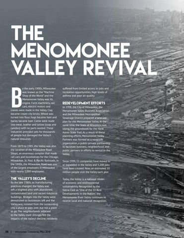Page 26 of The Menomonee Valley Revival