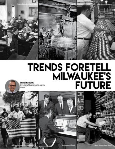 Page 8 of Trends Foretell Milwaukee's Future
